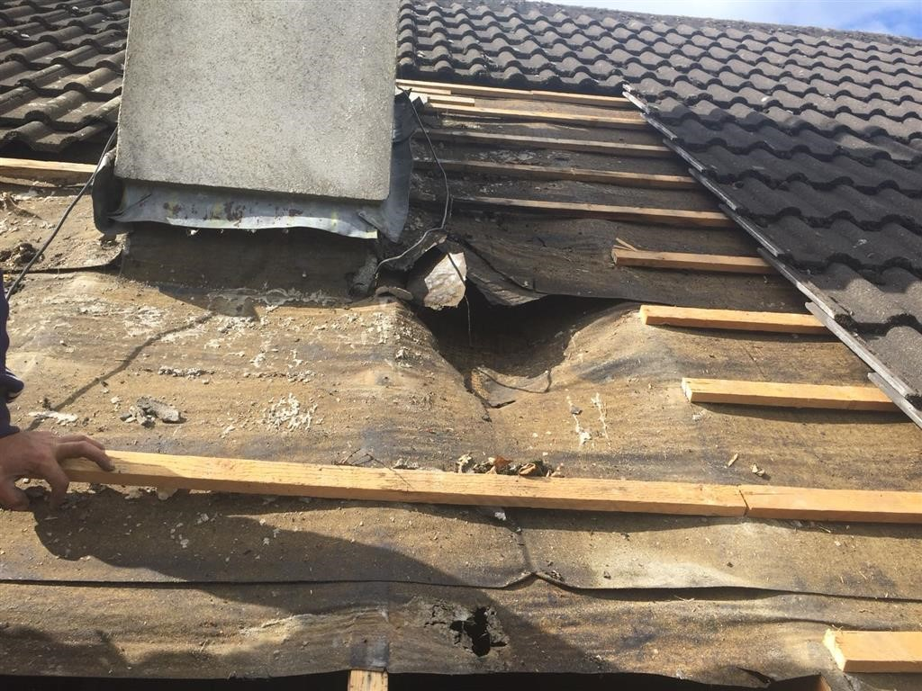 Roof Repairs in Lullymore, Co. Kildare
