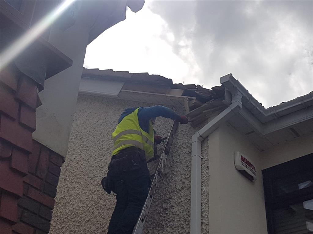 Roof Repairs in Prosperous, Co. Kildare