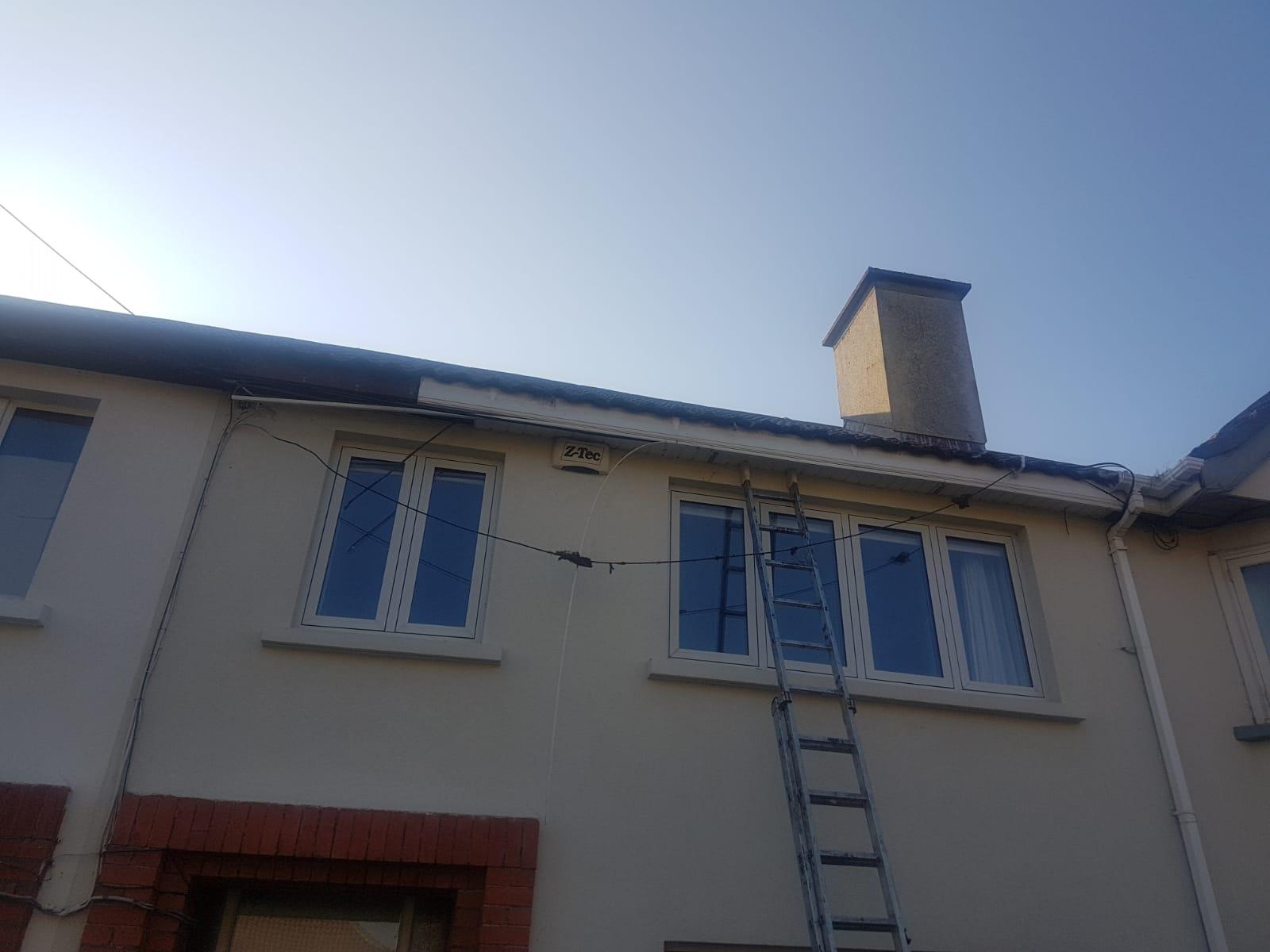 Guttering Repairs in Carbury, Co. Kildare