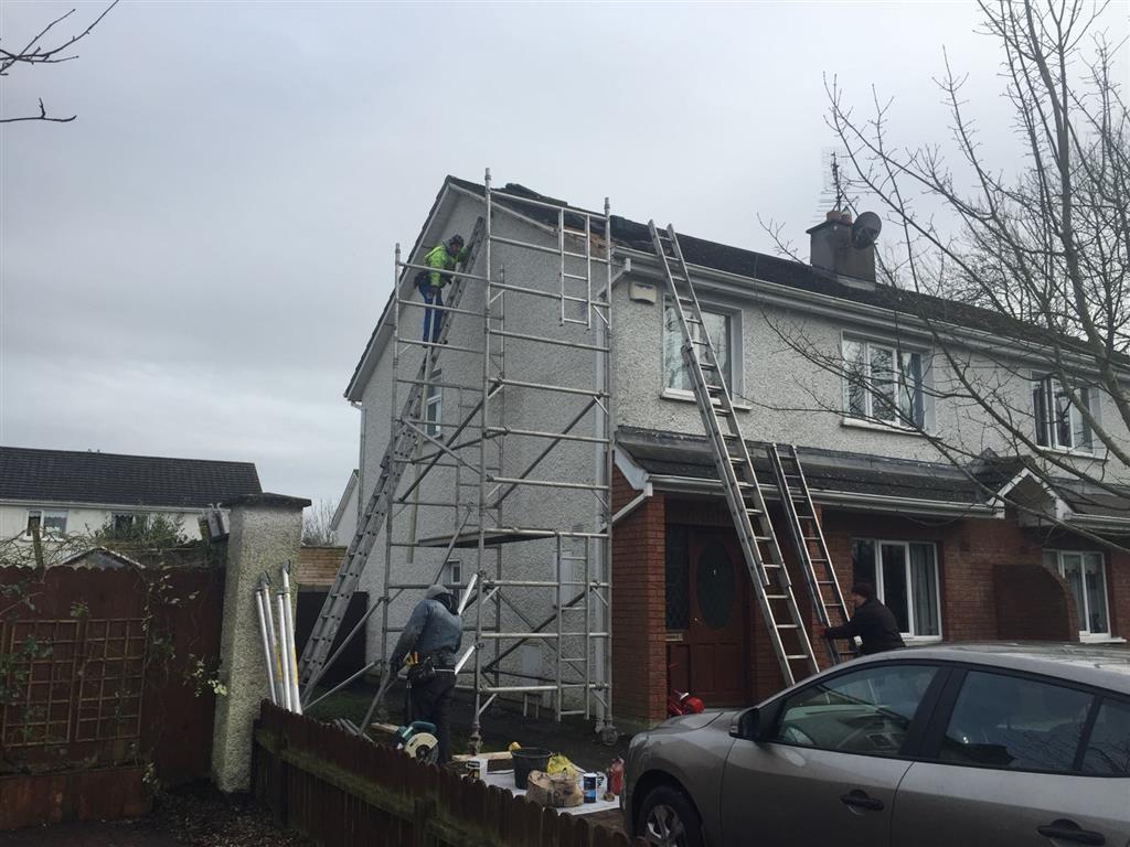 Roof Repairs in Castledermot, Co. Kildare