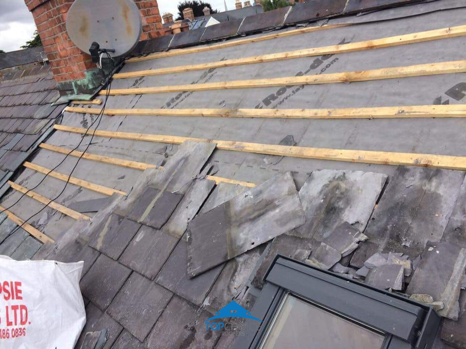 roofing contractors in Kildare