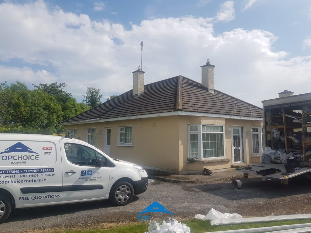 Roofing Contractors for Co. Kildare