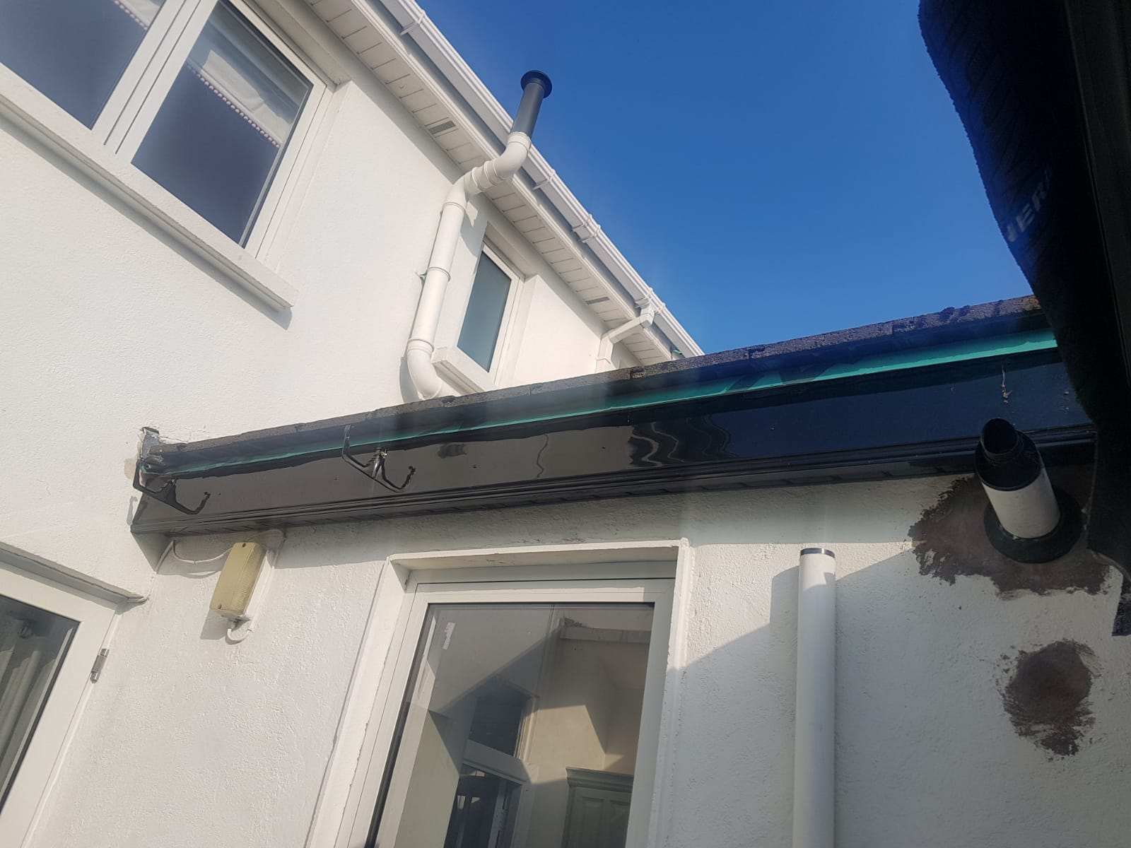 Gutter Repairs In Allenwood Co Kildare Roofing And Guttering Experts Kildare