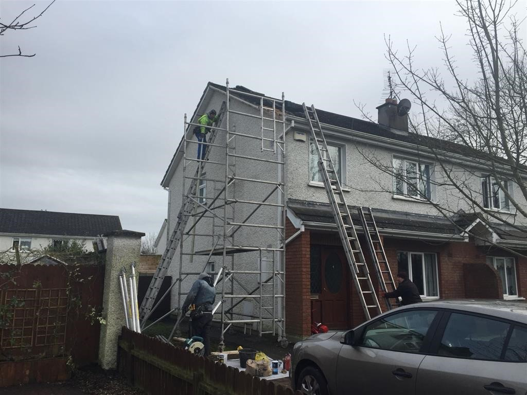 Roof Repairs in Johnstown, Co. Kildare