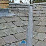 Roof Valley and Lead Flashing Repairs in Co. Kildare