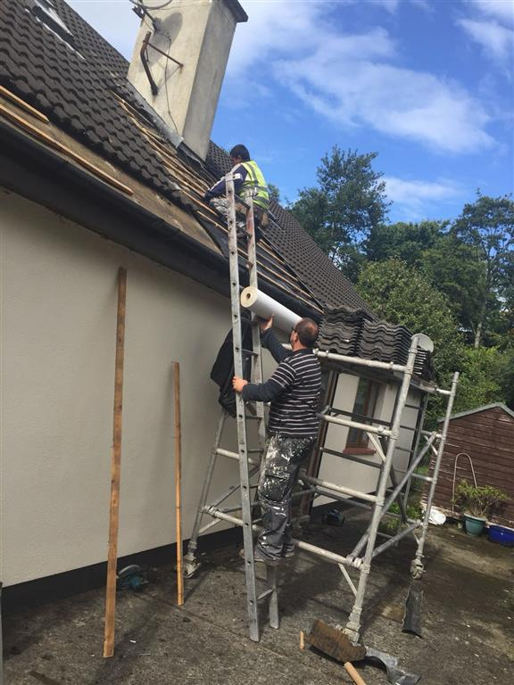 roof repairs in Kildare